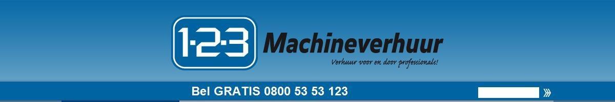 123 Machineverhuur zwolle