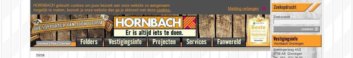Openingstijden Hornbach Breda.Openingstijden Hornbach Breda