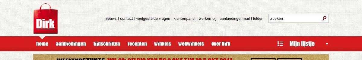Openingstijden Dirk Van Den Broek Hoofddorp